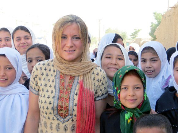 School of Public Health student spreads education in Afghanistan