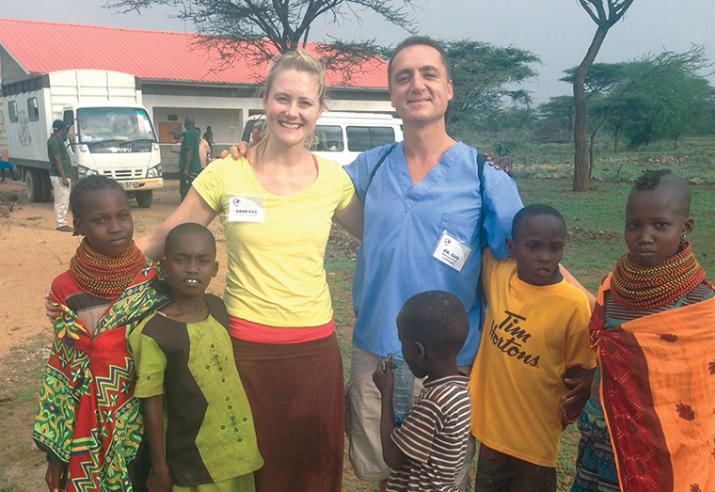 Red Deer Advocate: Mission to Kenya was also a homecoming