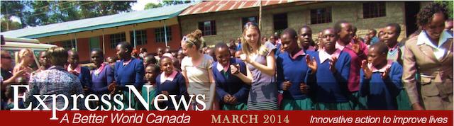 March 2014 ExpressNews