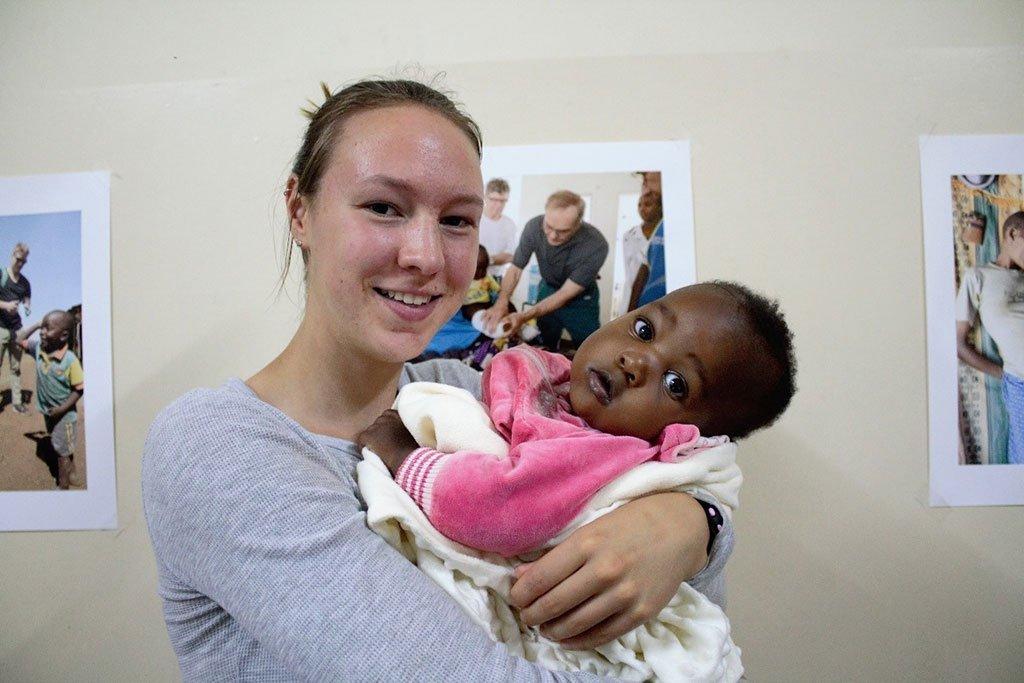 Kirianne and Celena in Kenya photo 5