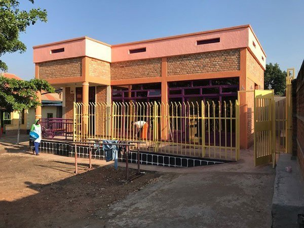 New physiotherapy centre serving children with disabilities in Rwanda