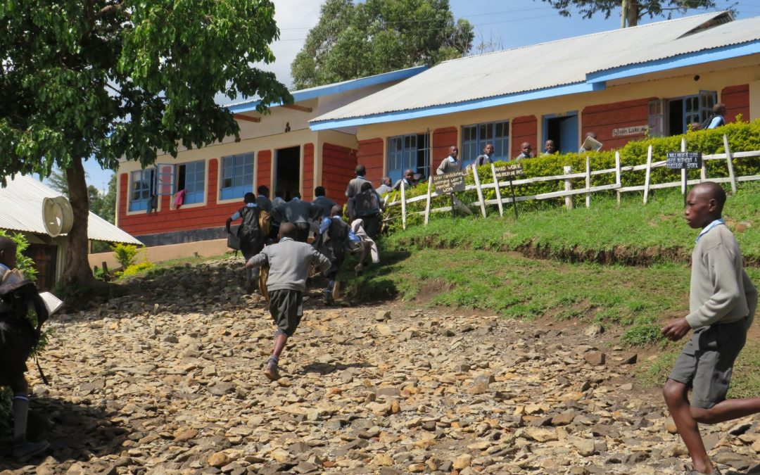KENYA: KERICHO: KIPKEREMWO PRIMARY SCHOOL