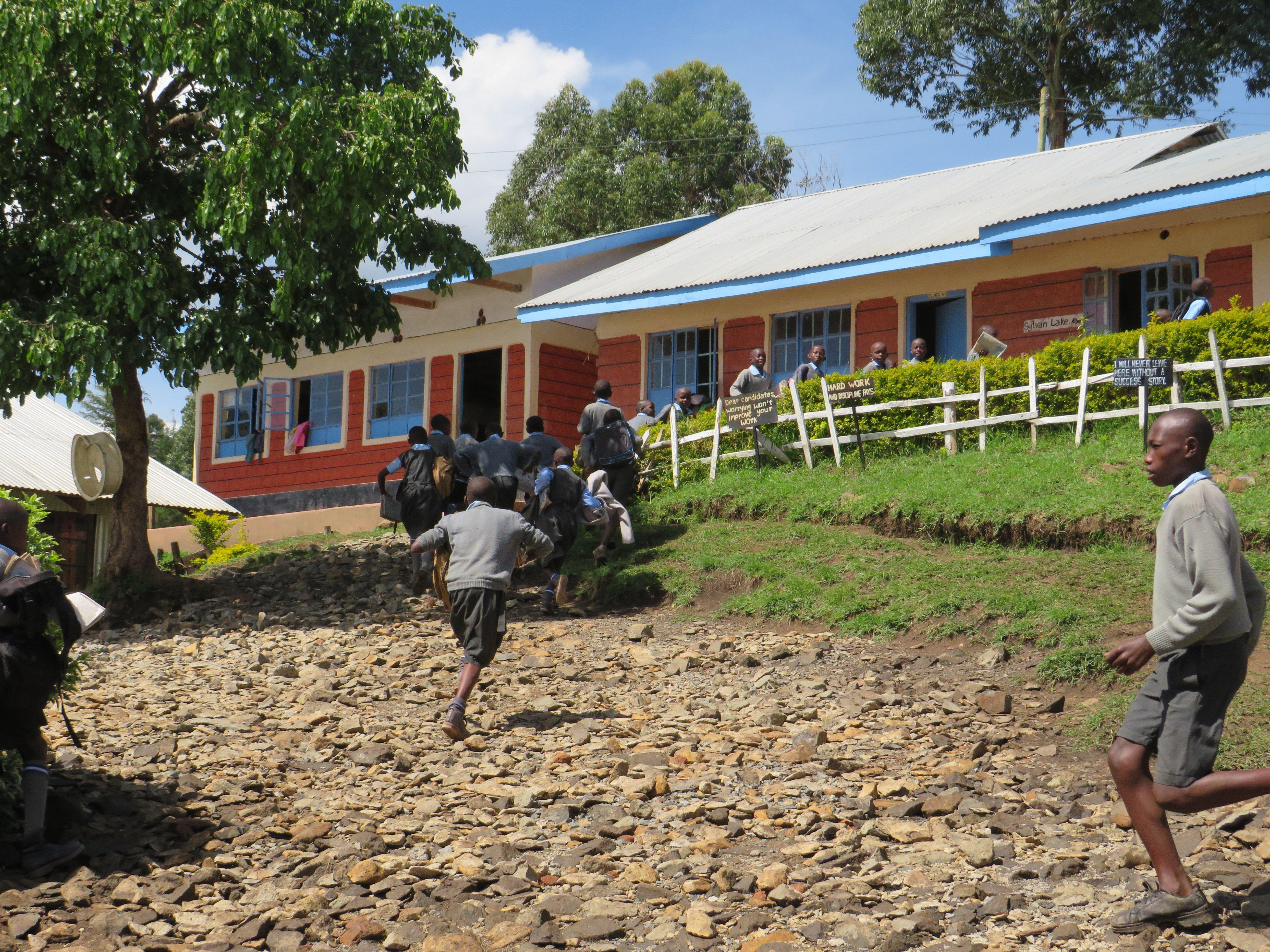 KENYA: KERICHO: KIPKERIMWO PRIMARY SCHOOL
