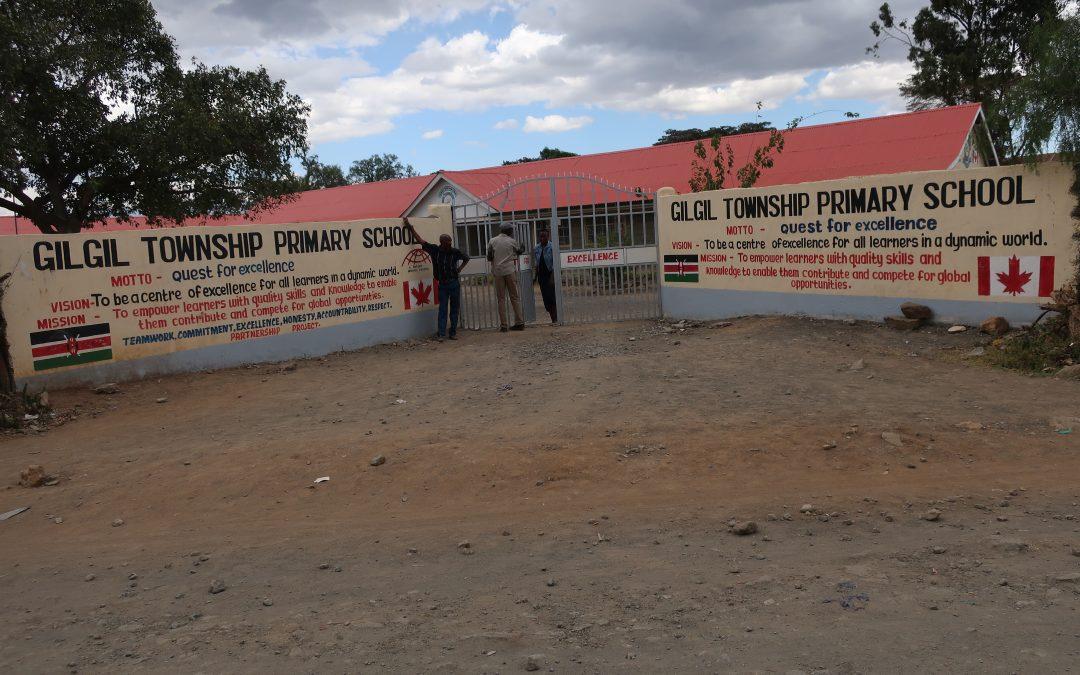 KENYA: GILGIL PRIMARY SCHOOL