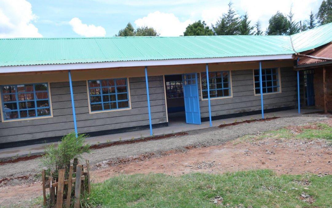 KENYA: KERINGET PRIMARY SCHOOL