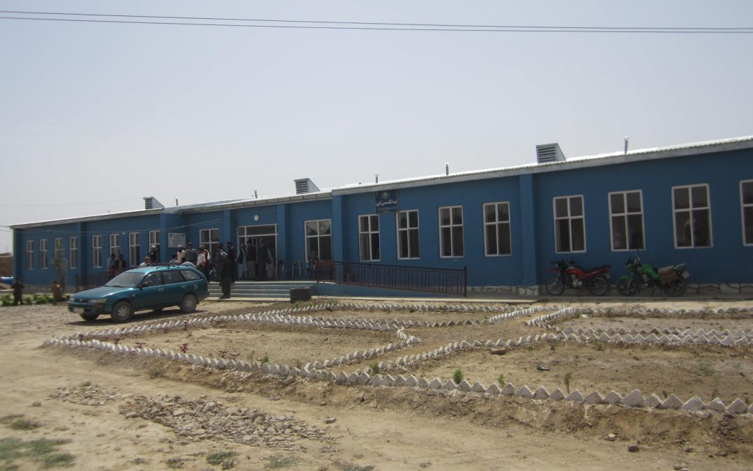 100 Classrooms Project: Tunika Hassan Tabin High School – 8 Classrooms, Library, and Science Building