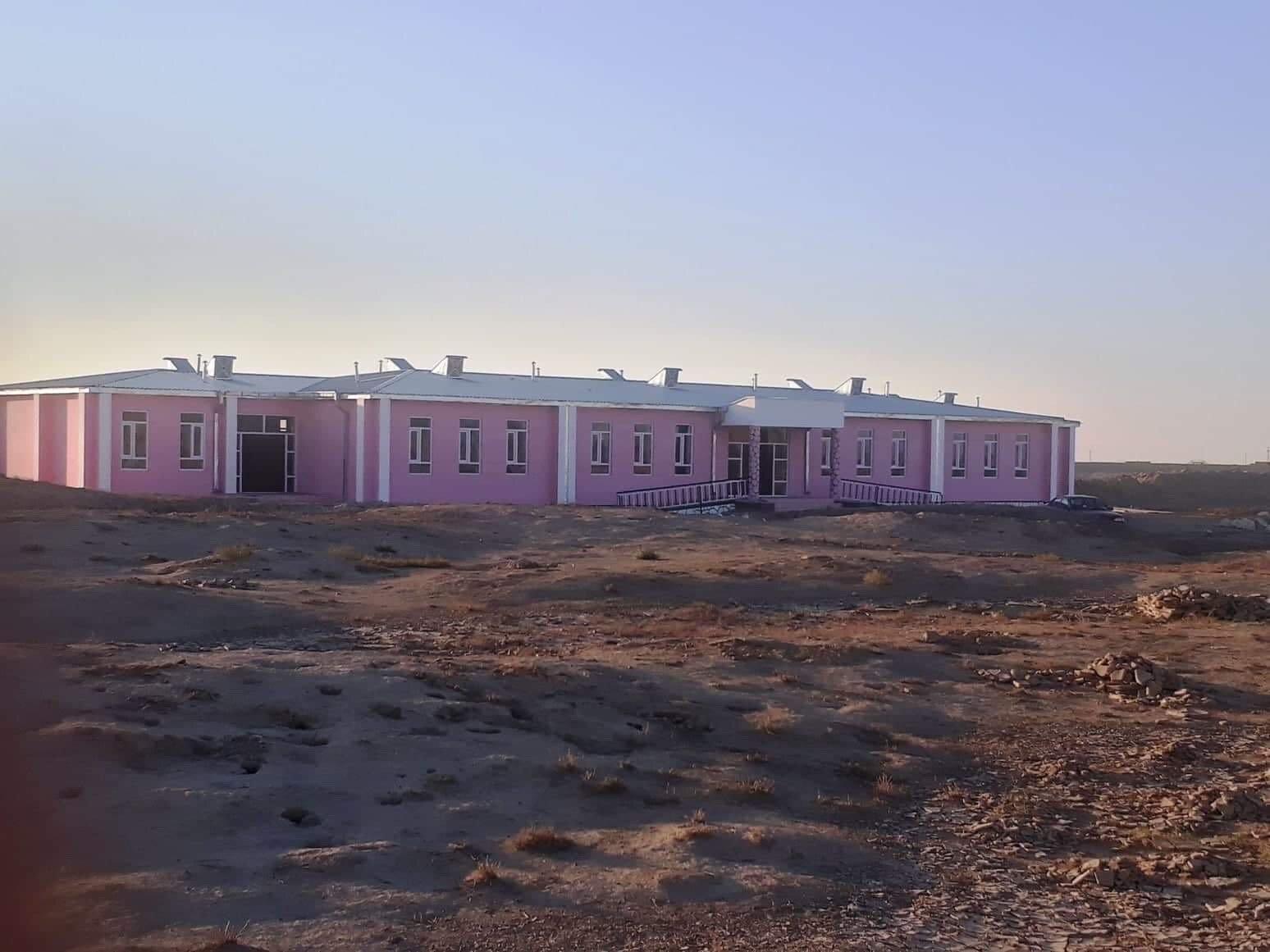 100 Classrooms Project: Khatoon Qala Boys/Girls School -8 Classroom School