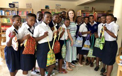 2019 Debra Brosseuk's Monitoring Trip to Rwanda