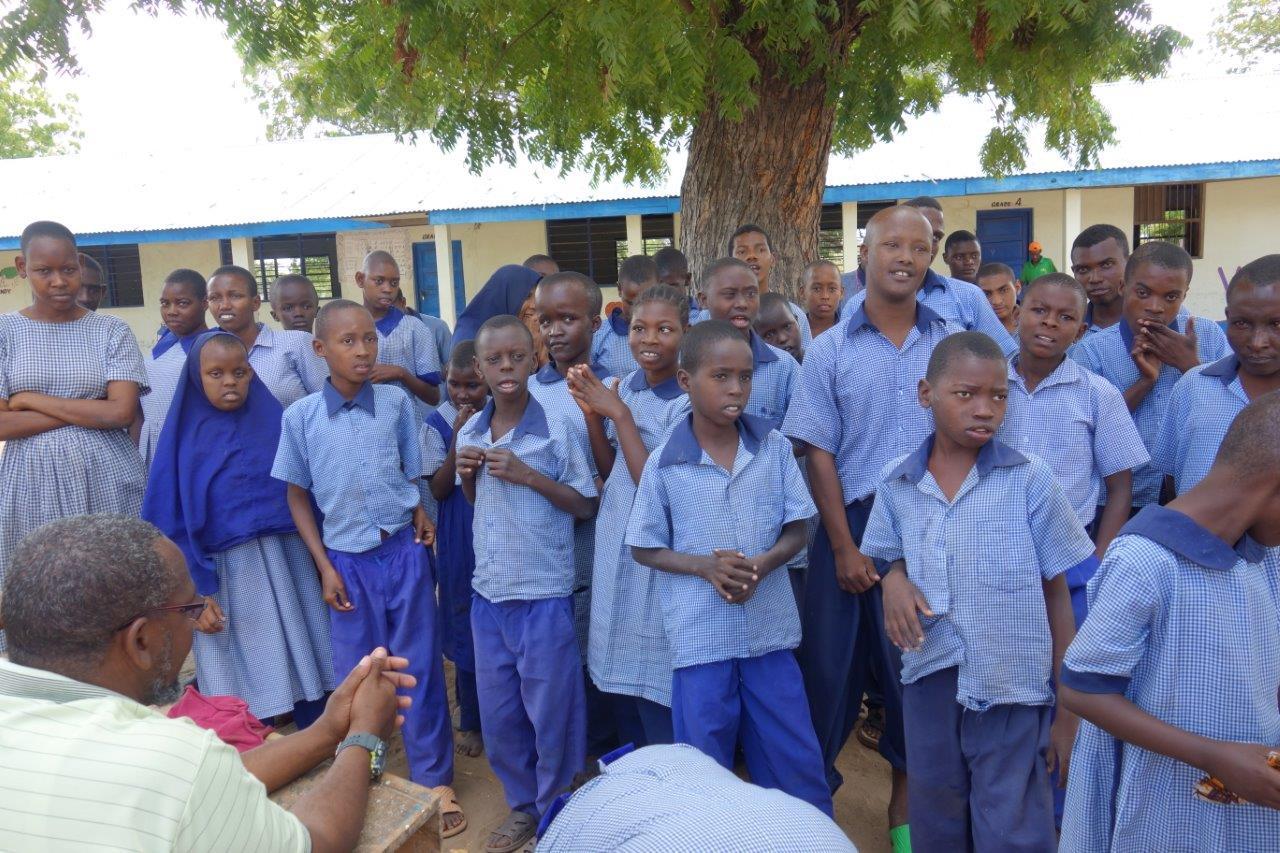 LAMU SCHOOL – UNIFORMS