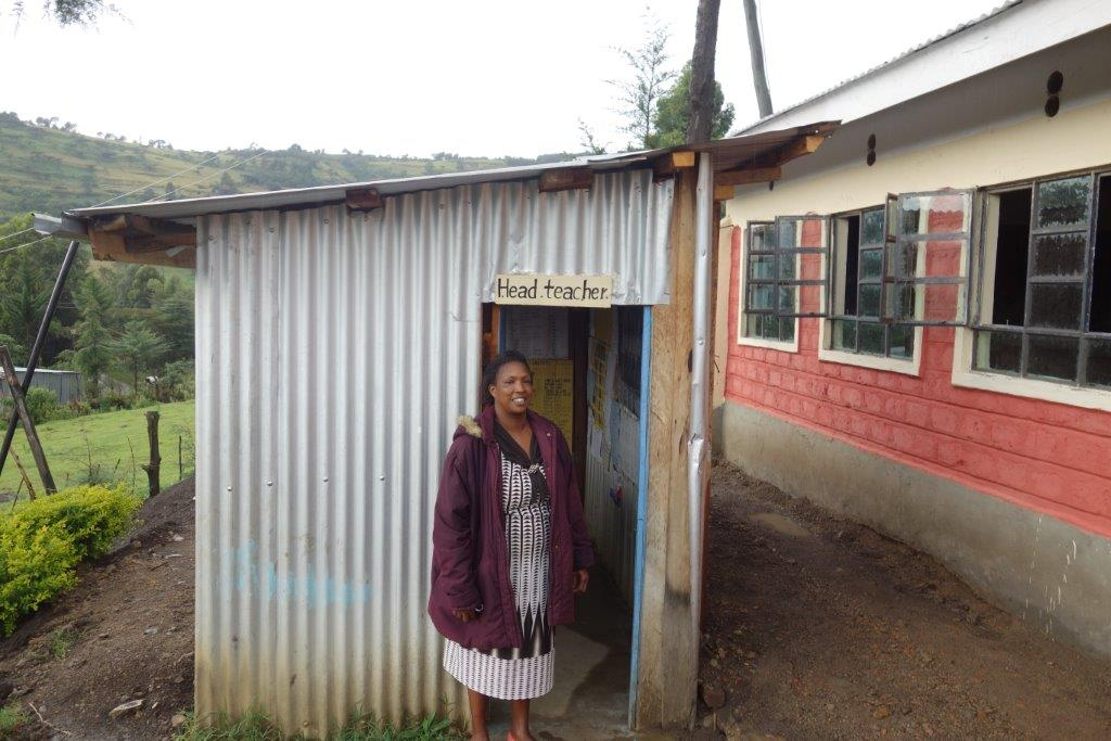KIPKEREMWO PRIMARY SCHOOL – PRINCIPAL'S OFFICE AND STAFF ROOM