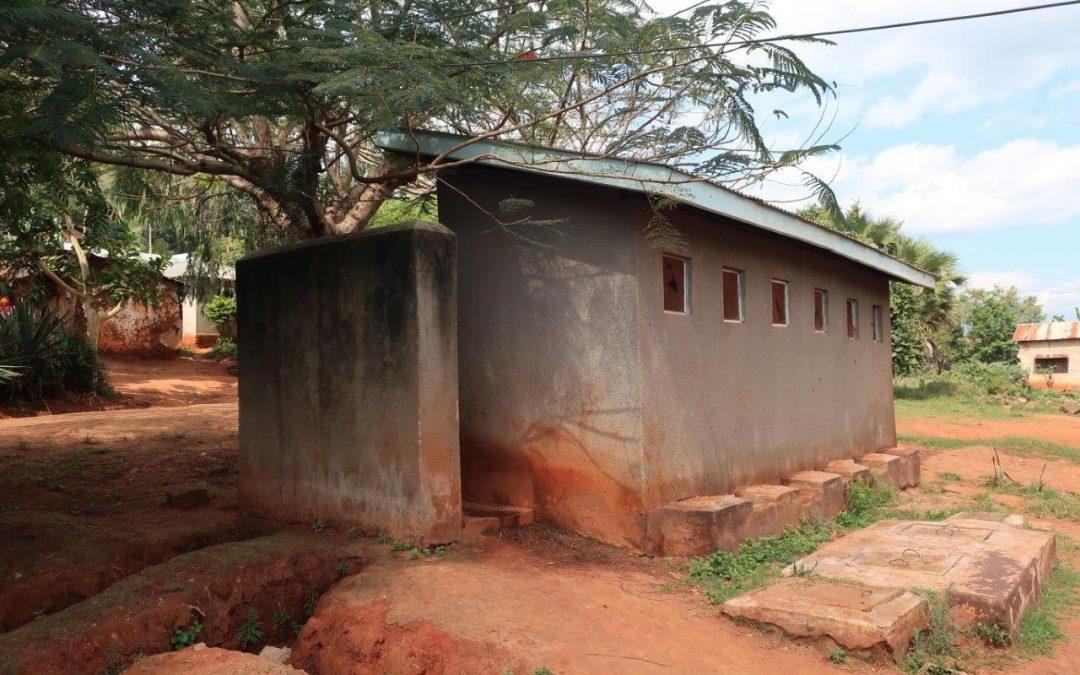 MAJENGO PRIMARY SCHOOL – 16 NEW TOILETS