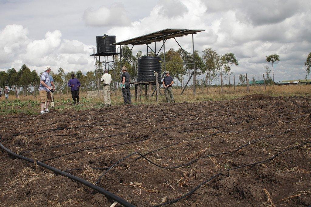 KENYA: MOUNT KENYA: MALE PRIMARY SCHOOL