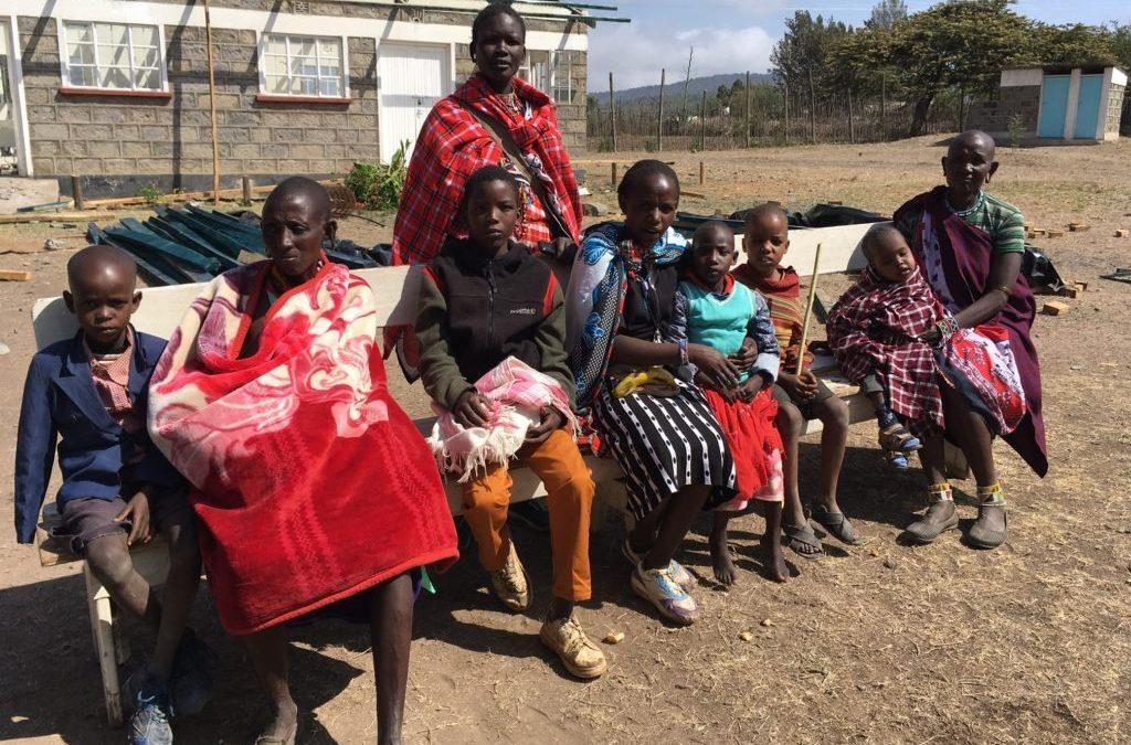 KENYA: MAASAI MARA: NAIKARRA HEALTH CLINIC