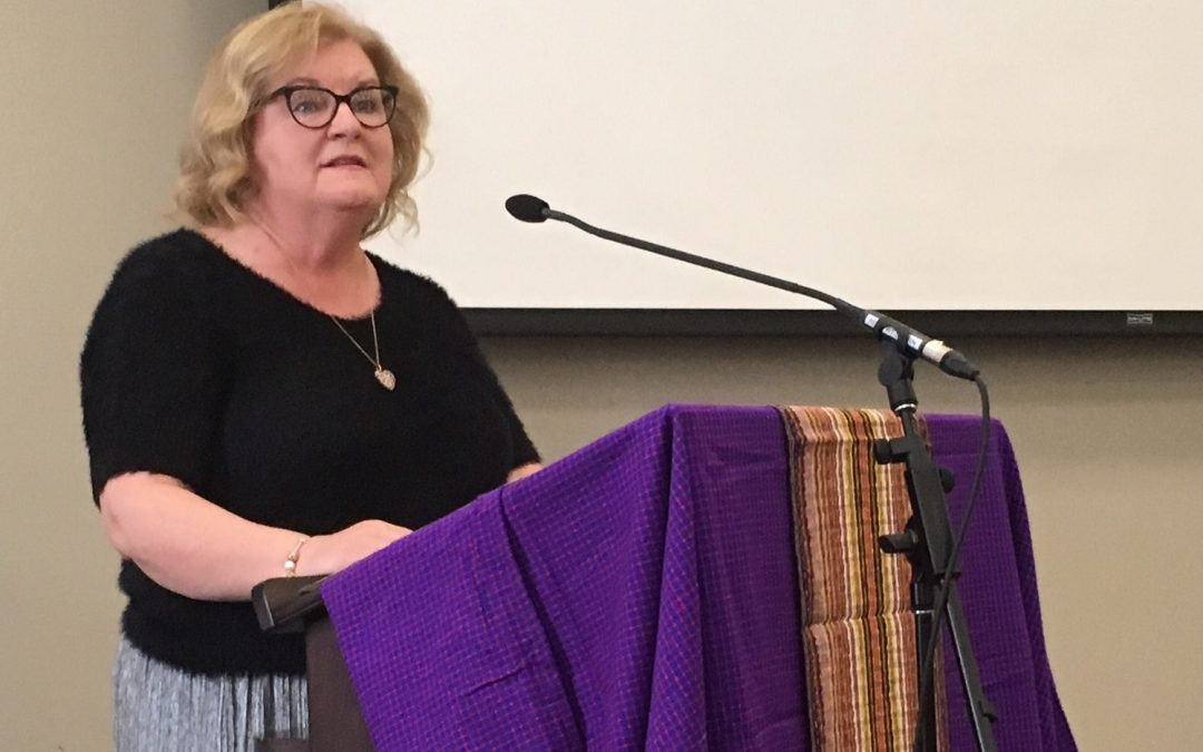 Gail Misek's Humanitarian Day Speech