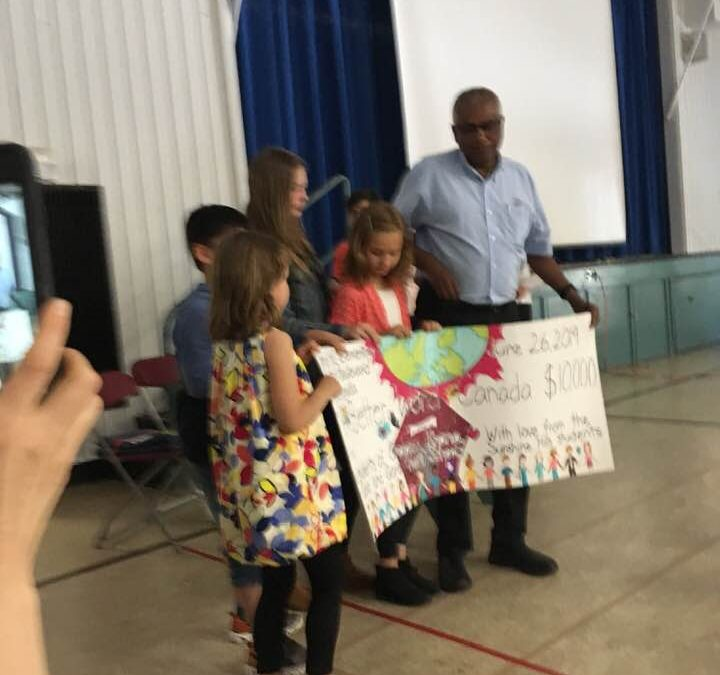 Elementary schools raise more than $200,000