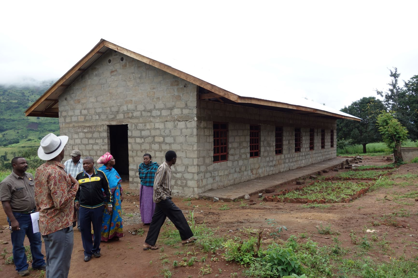 SEMKIWA SECONDARY SCHOOL – DORMITORY