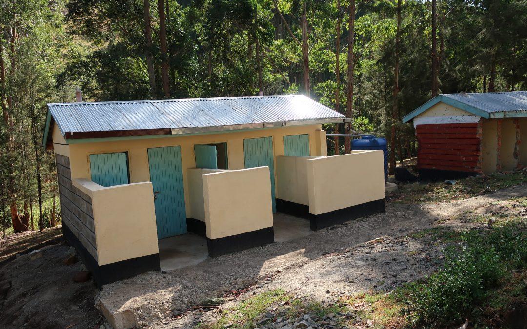 SOGOBET PRIMARY SCHOOL – 8 Toilets