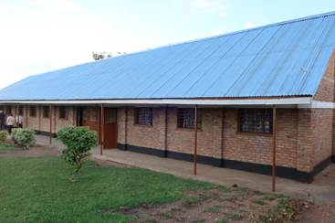 UMUTARA DEAF SCHOOL – DORMITORY RENOVATION