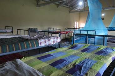 UMUTARA DEAF SCHOOL – BEDS, MATTRESSES, AND NETS