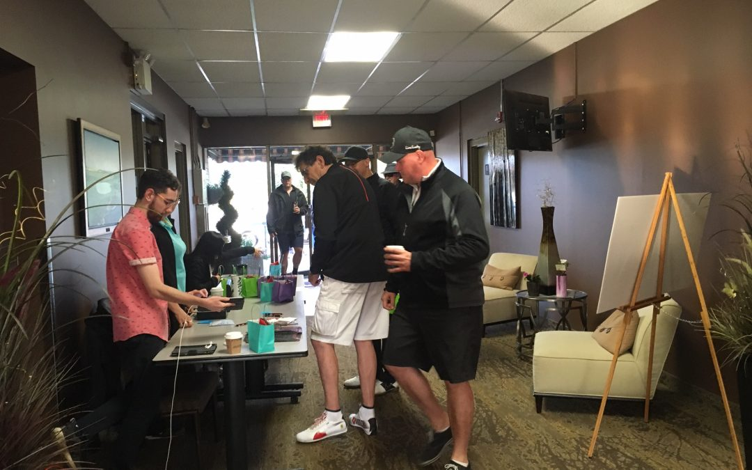 Sierra Contract Flooring Ltd. of Edmonton hosted their 5th annual Golf Tournament raising $86,000 for A Better World