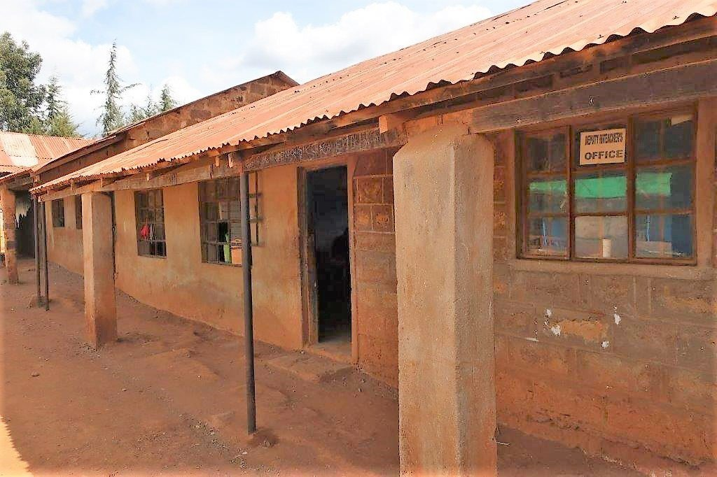 KERINGET PRIMARY SCHOOL – PHASE III OF 4 CLASSROOMS RENOVATION