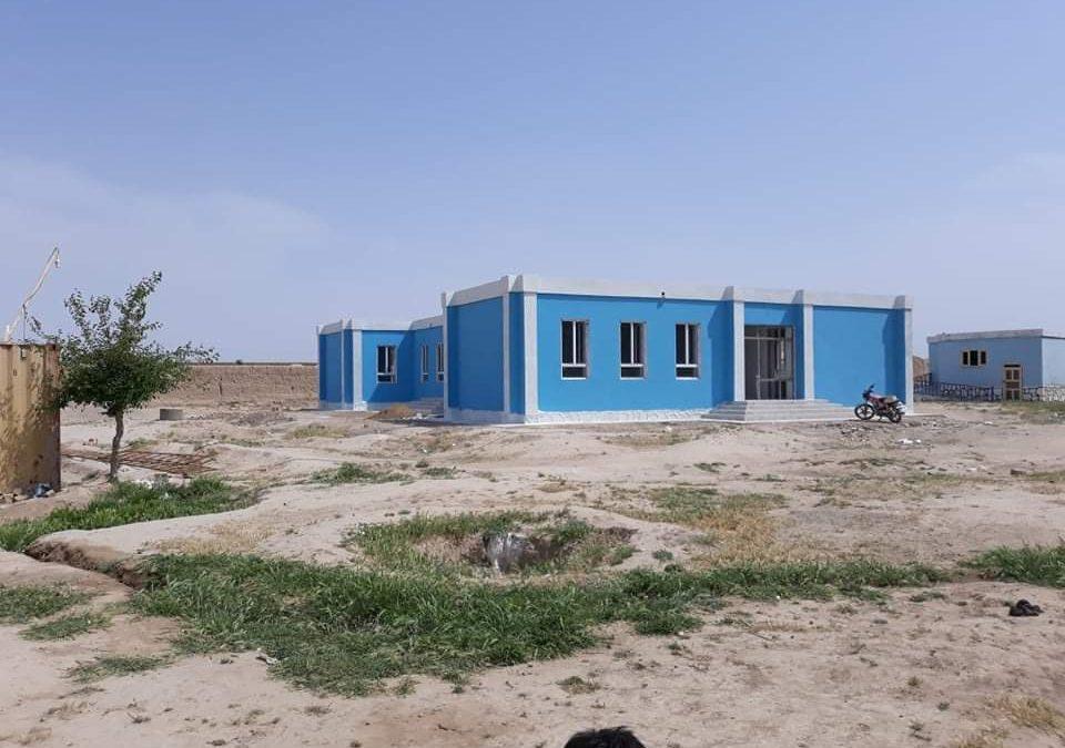 Baba Ali School – 5 CLASSROOMS