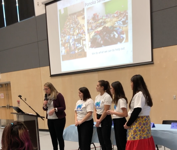Red Deer's 1st Human Rights Day Youth Conference