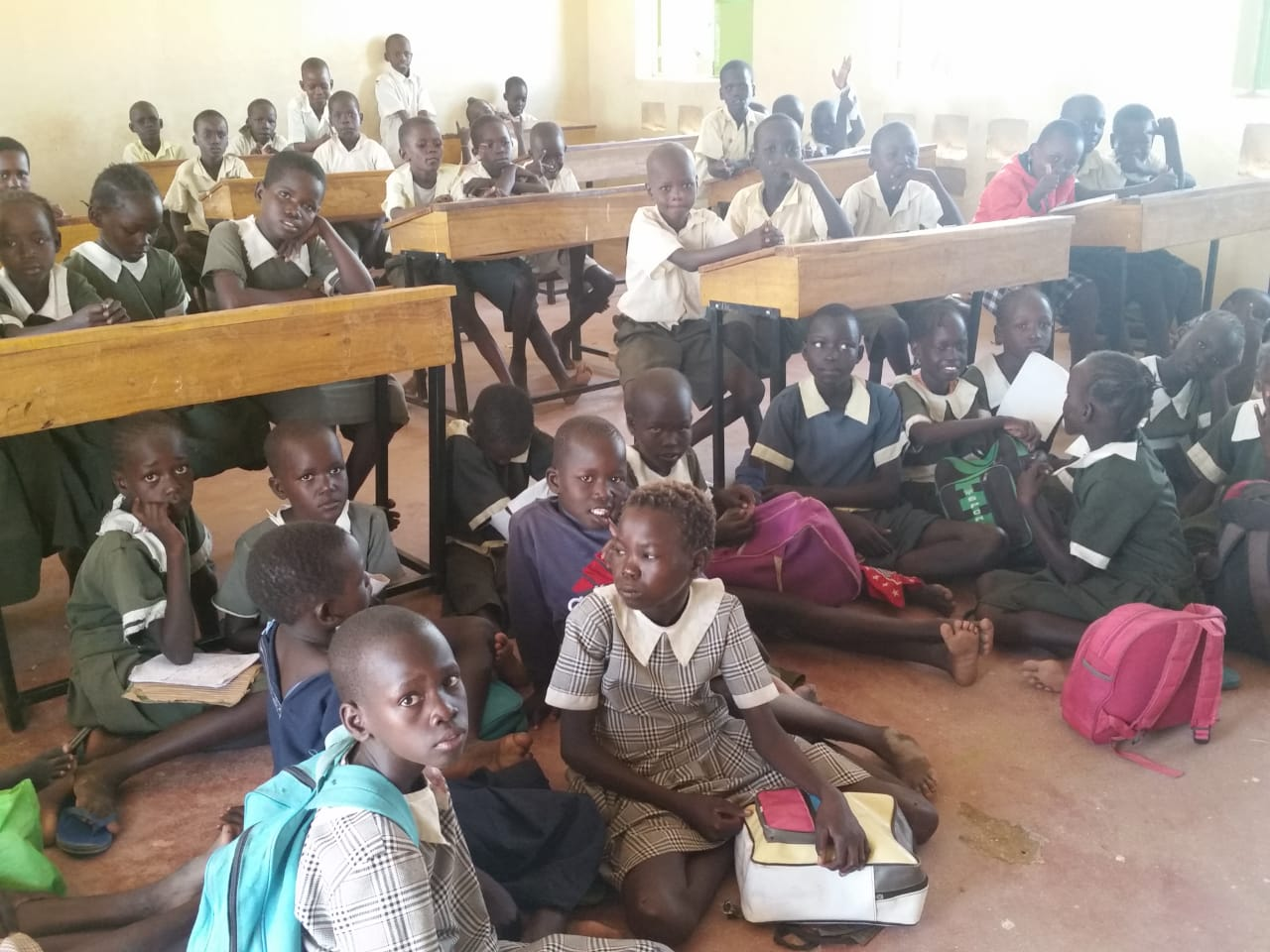 LODWAR – TURKANA EDUCATION CENTER – NEW CLASSROOMS (2020)