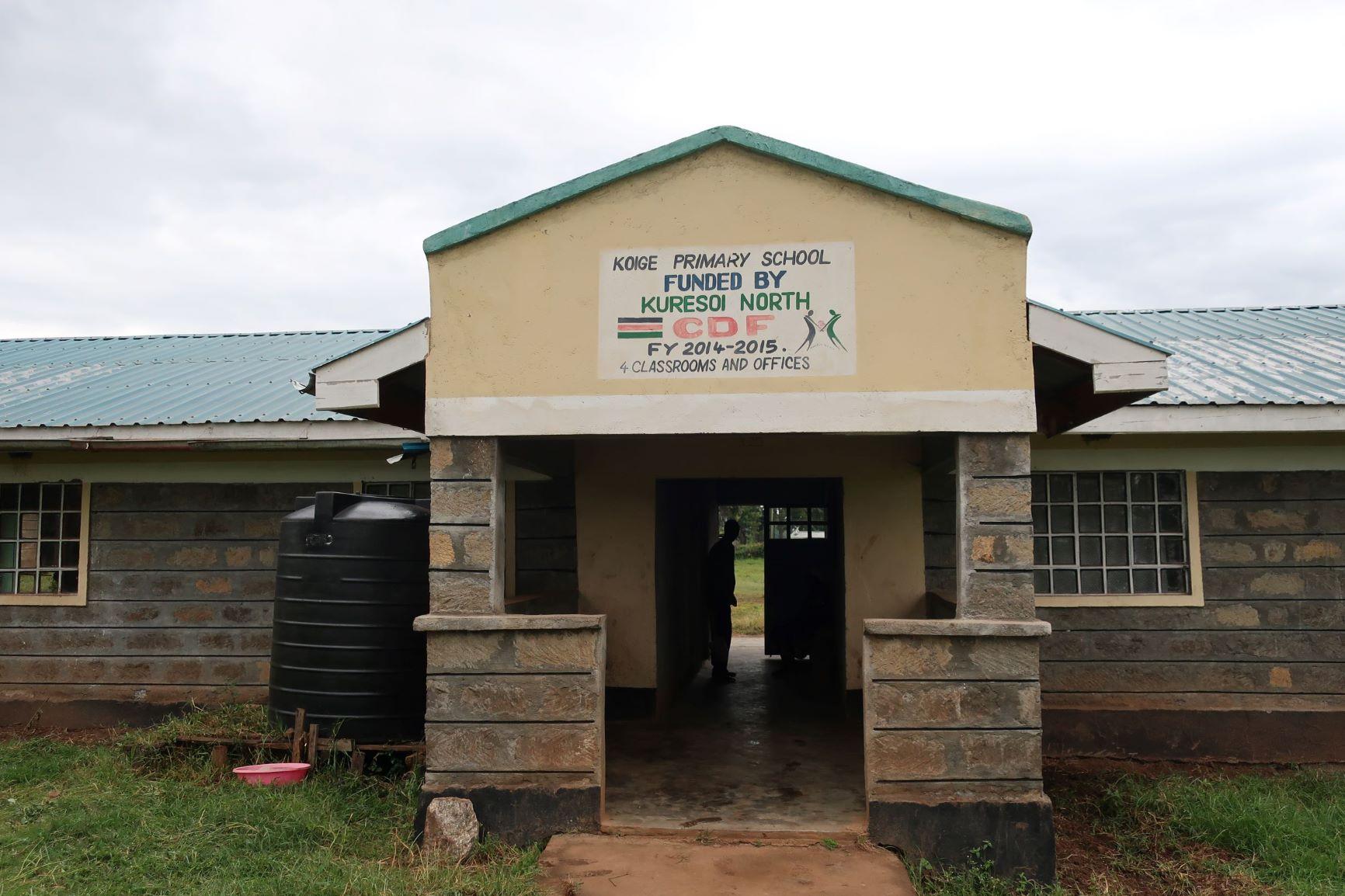 KENYA: KERICHO: KOIGE PRIMARY SCHOOL