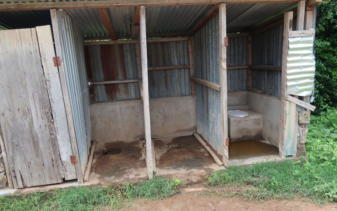 NAIKARRA PRIMARY SCHOOL – Dorm Toilets and Showers
