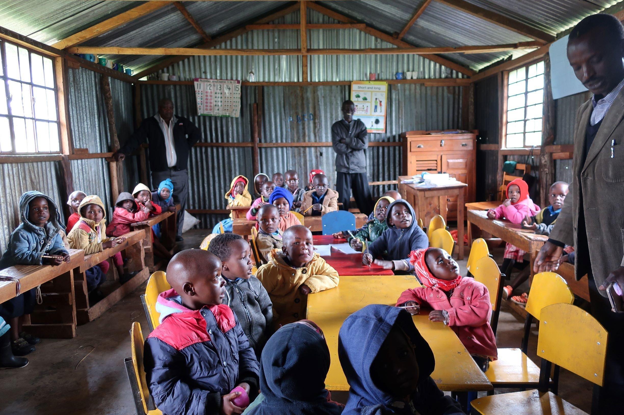 KOIGE PRIMARY SCHOOL – ECD CLASSROOM