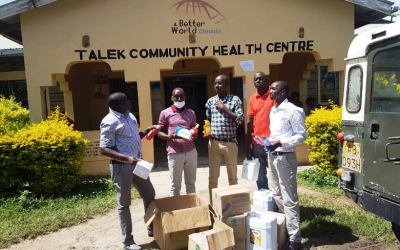 A Better World helps communities near and far during pandemic