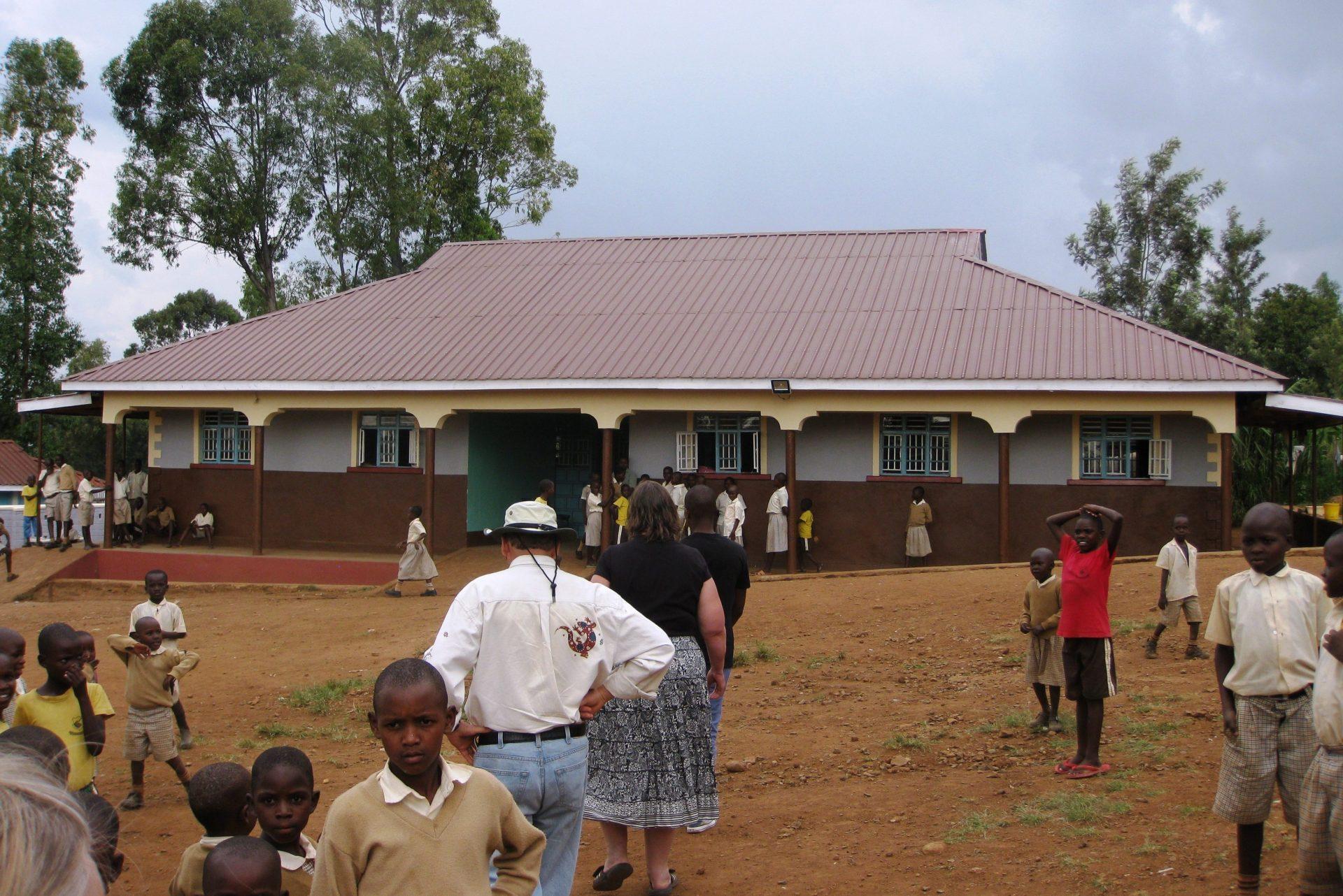 RAPOGI PRIMARY SCHOOL – Dormitory