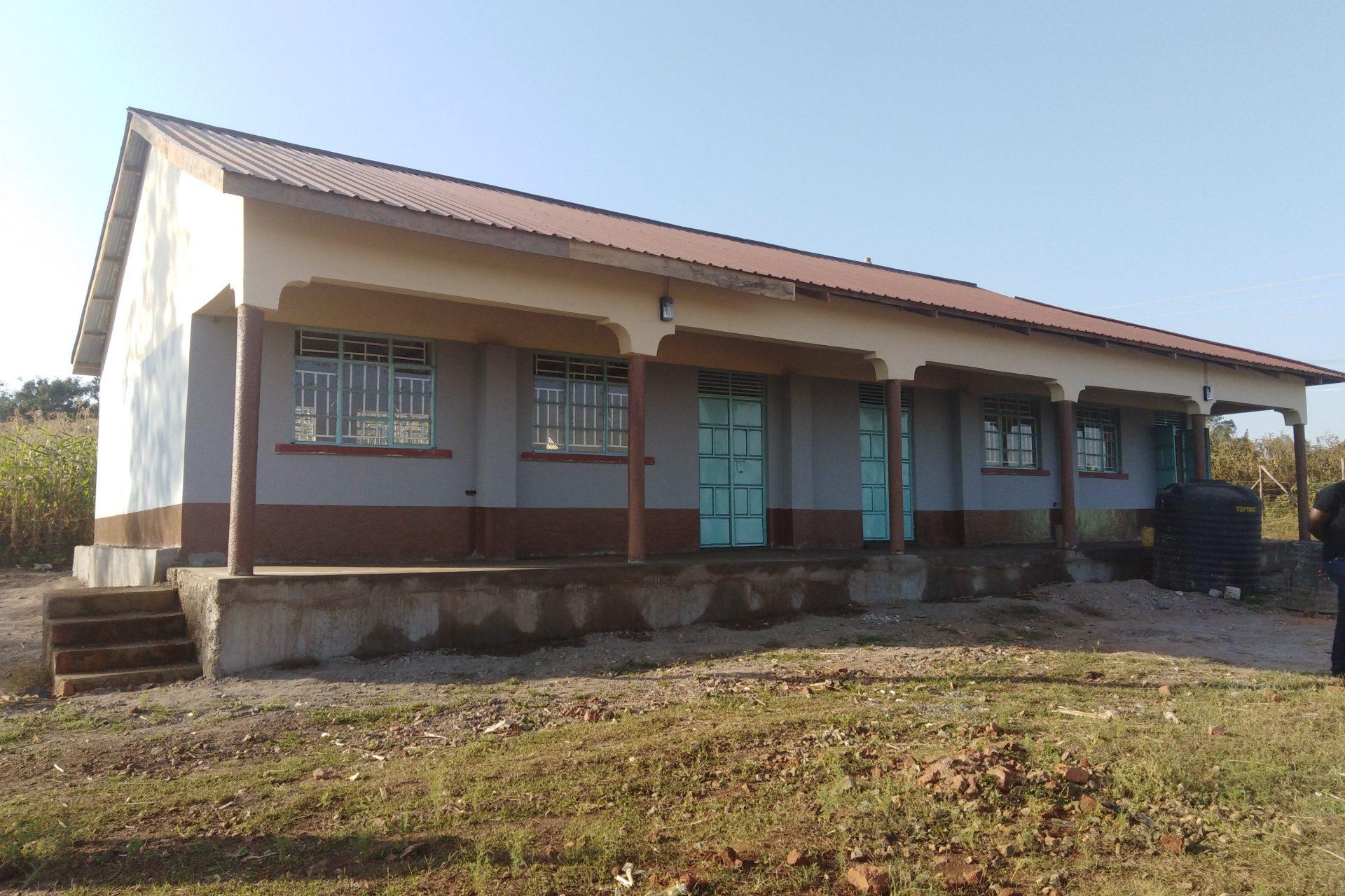RAPOGI PRIMARY SCHOOL – VOCATIONAL TRAINING CENTRE