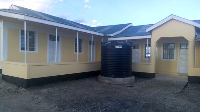 SOPA CLINIC – CLINIC EXPANSION AND TOILETS