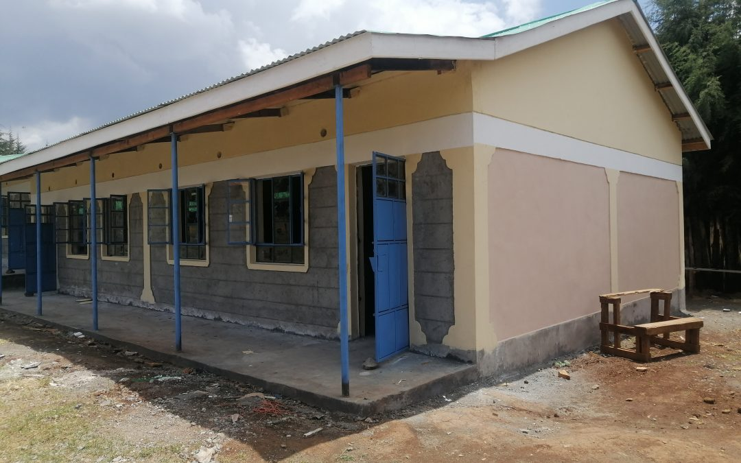 KERINGET PRIMARY SCHOOL – PHASE IV OF 4 CLASSROOMS RENOVATION