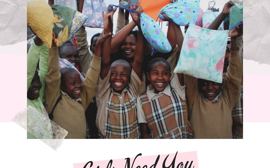 International Women's Day: Girls Need You Project Update