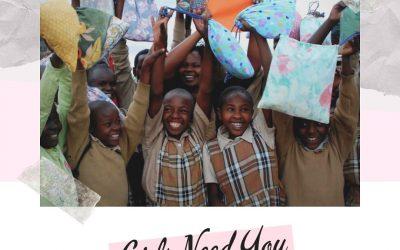International Women's Day: Girls Need You Project Update