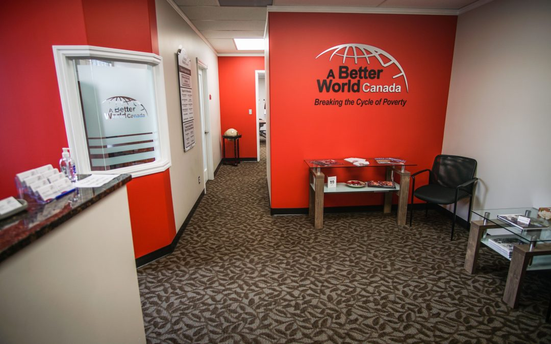 A New Office Space: Generous Donors Make Our Move Possible