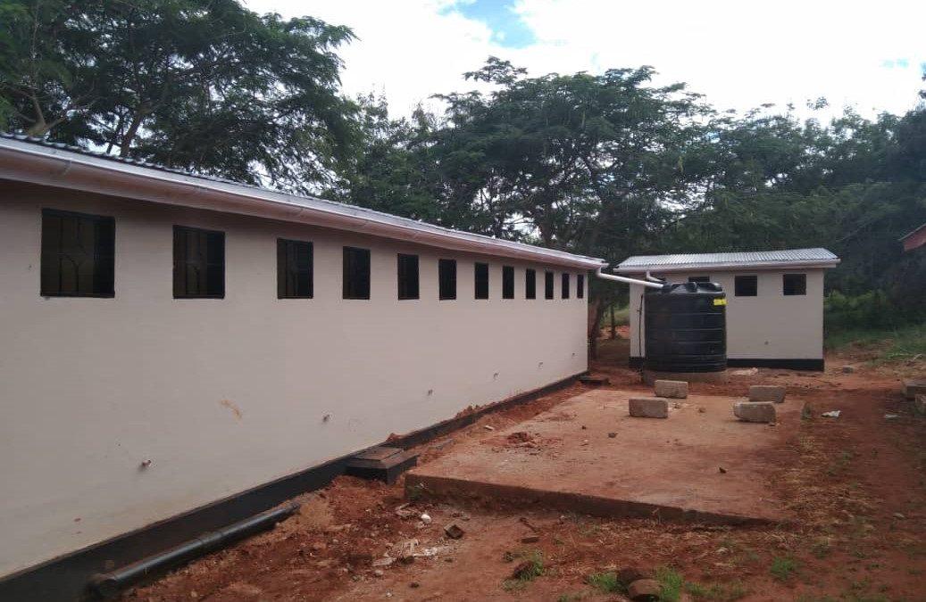 MKALAMO SCHOOL – 16 Toilets