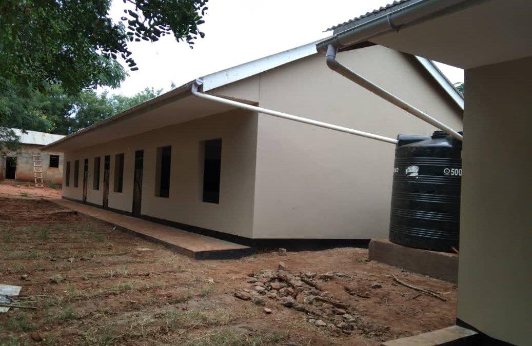 MKALAMO SCHOOL – 4 Classrooms
