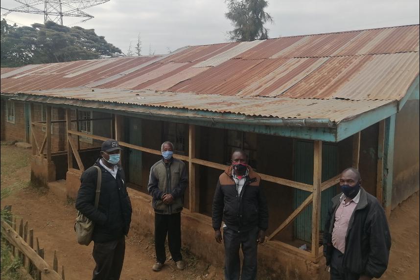 JOGOO PRIMARY SCHOOL – 5 Classroom Block Renovation