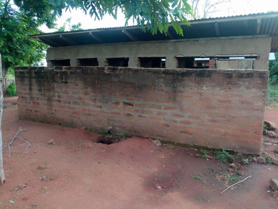 MAFI HILLS SECONDARY SCHOOL – 16 Toilets