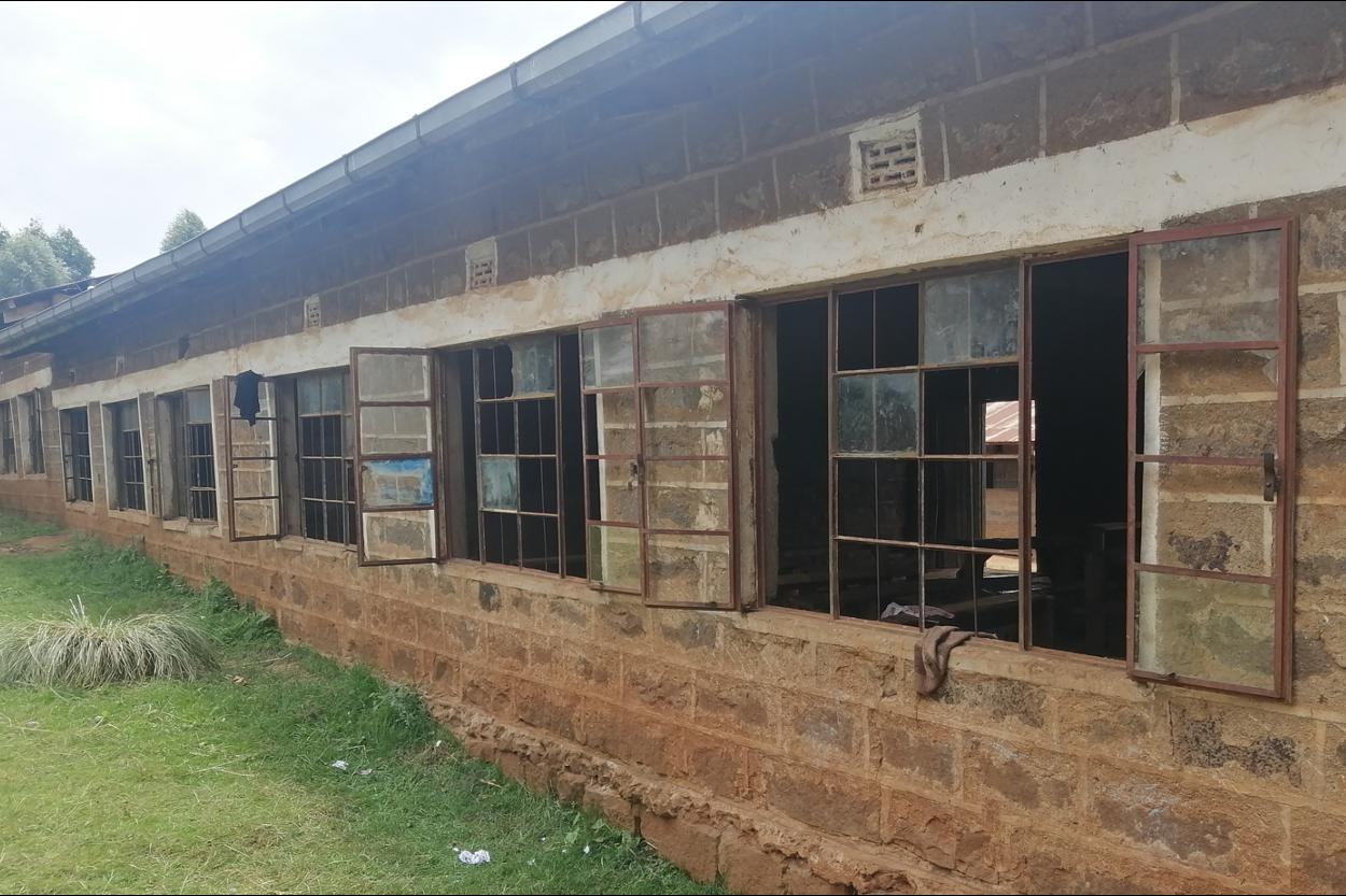 MAU SUMMIT PRIMARY SCHOOL – 7 Classroom Block Renovation