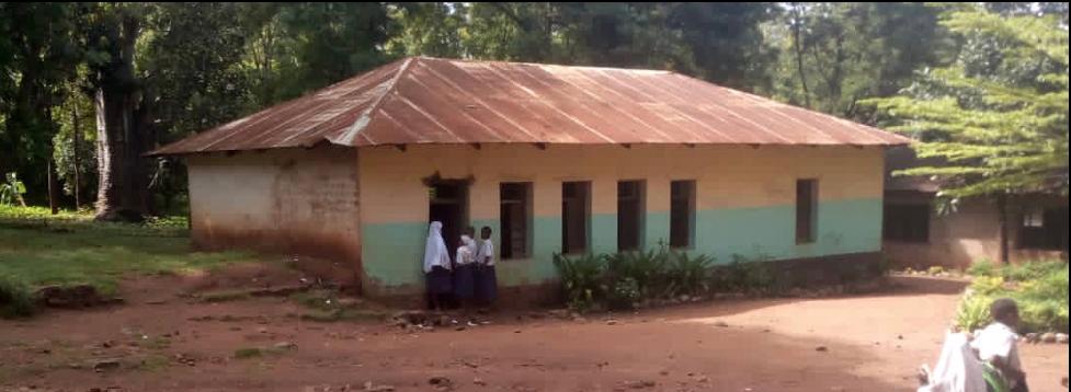 MAZINDE NGUA PRIMARY SCHOOL – 4 Classrooms
